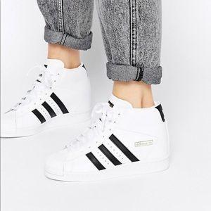 Adidas Superstar Up Wedge Sneaker 7